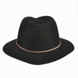 Chapeau Jackman noir - Bailey