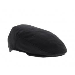casquette anglaise noir