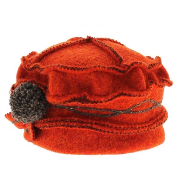 Bonnet Toque Adeline Laine - Traclet