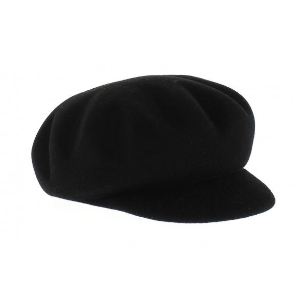 Felt army cap