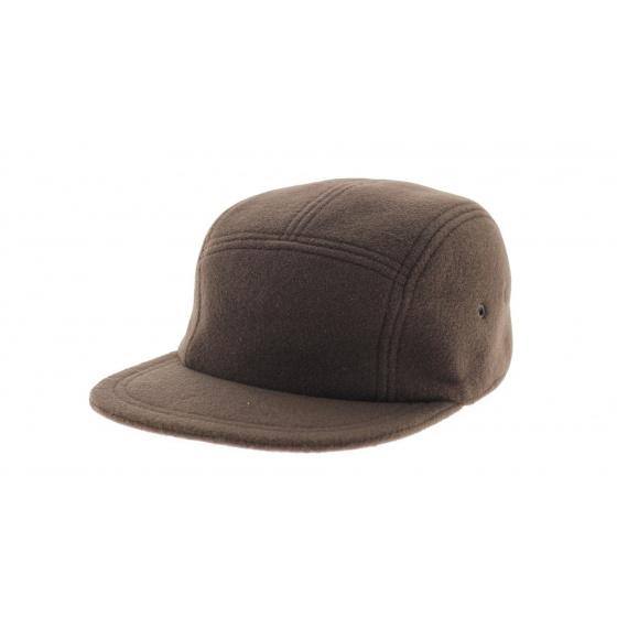 Brown Tristel cap
