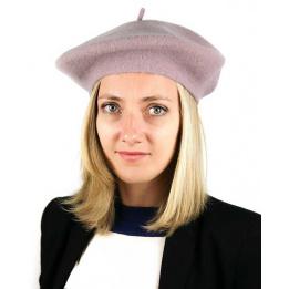 French beret - Violet beret