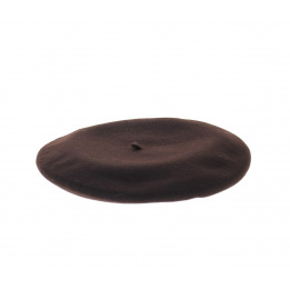 Beret Basque fina  Marron - Elosegui
