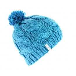 The Rosa Blue Coal Cap