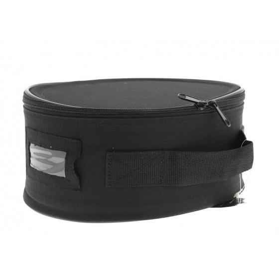 Black kepi holder cover