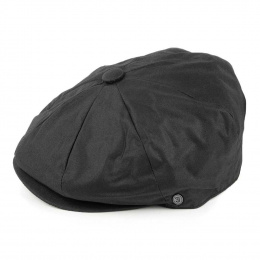 JAXON black canvas cap