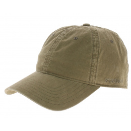 Ducor Taupe Cap - Stetson
