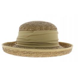 Chapeau breton paille