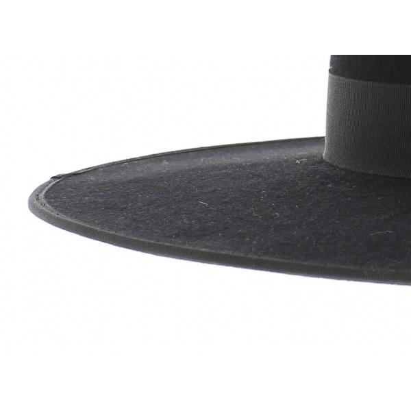 100% de haute qualité nouvelle version Réduction Chapeau feutre grand bord