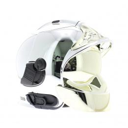 F1 helmet champagne bucket