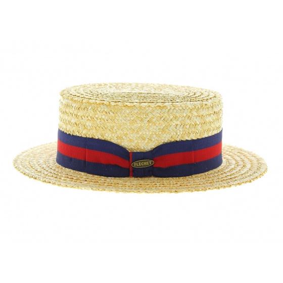 Boater Hat Bruges- Fléchet