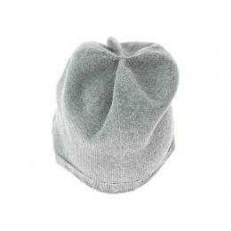 Bonnet Plissé Gris