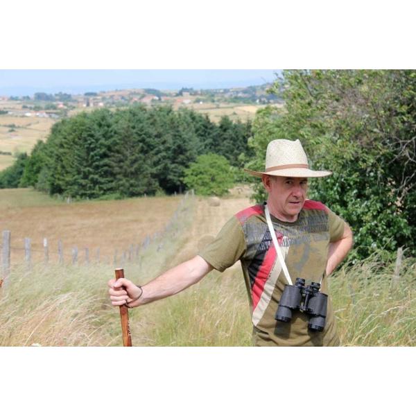 Garden Hat Natural Straw