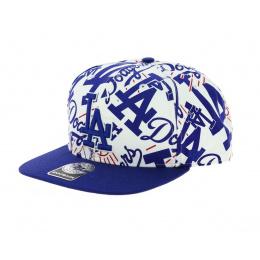 Casquette LA Dodgers bleue - 47 Brand