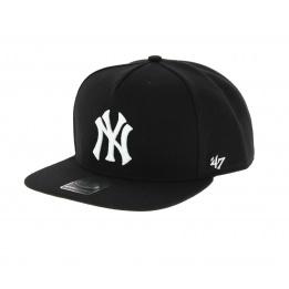 Black and white NY cap - 47 Brand