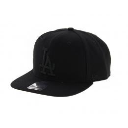Casquette LA Dodgers noire - 47 Brand