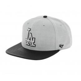 Casquette LA Dodgers grise - 47 Brand