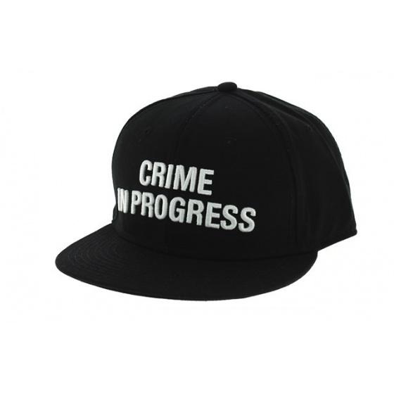Snapback Cap Crime in progress - SPMK