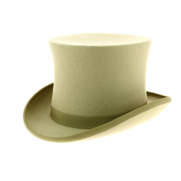 Top hat - Beige