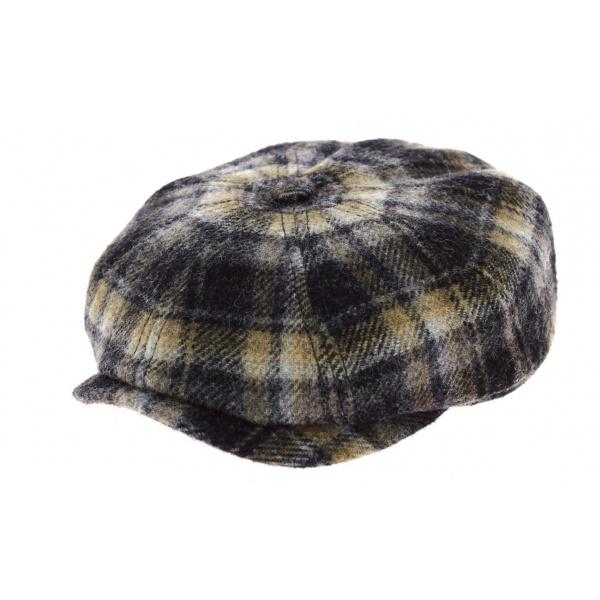 Casquette Hatteras Woolrich plaid - Stetson - Chapeau Traclet 202c513cceb