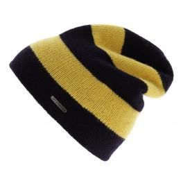 Bonnet Stetson Ottumba - marine et jaune
