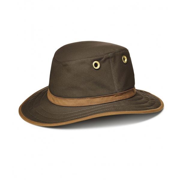 5a8d19d8f482e Traveller hat twc7 brown - Tilley