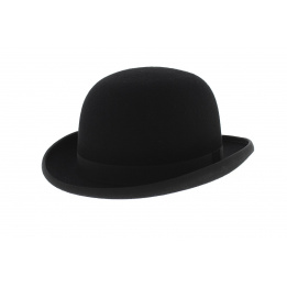 Wool felt bowler hat - Traclet