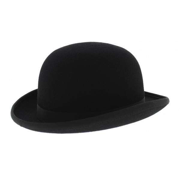 Wool felt bowler hat - Traclet