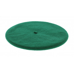 The Classic Green French Beret- Le Béret Français