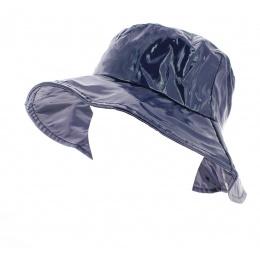 Chapeau de pluie Bleu