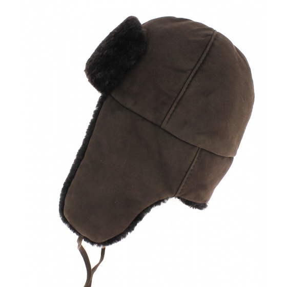 Ushanka  Leather