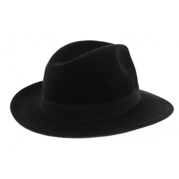 Hat Blues Brothers wide edge  impermeable