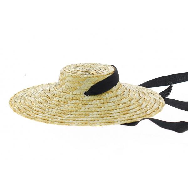 Chapeau de Bergère