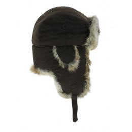 Fur chapka - Brown