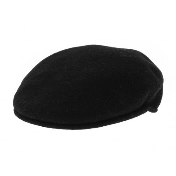 504 Kangol Kids Cap - Black