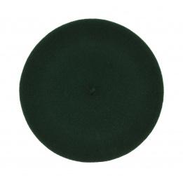 Beret Vert Bouteille - Laulhère