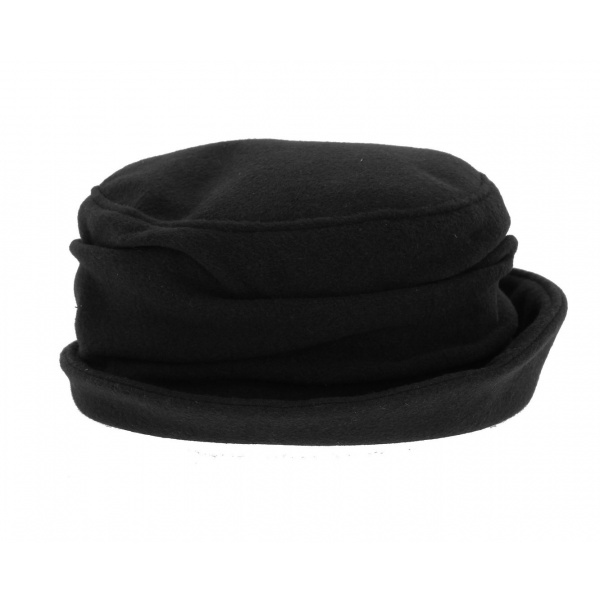 Chapeau Accordéon - Noir