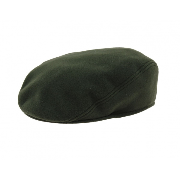 Casquette plate Sestrieres olive - Windstopper