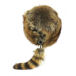 Bonnet Trappeur Tennessee raton-laveur - Gena