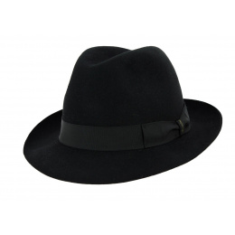 Chapeau Borsalino Marengo  Noir