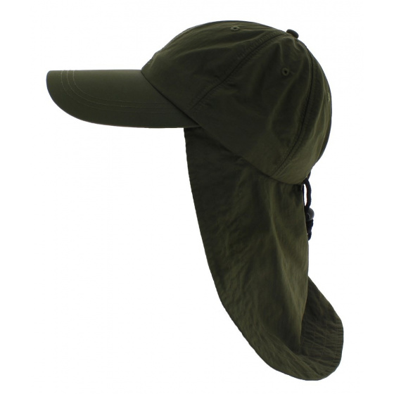Casquette saharienne Rosholt - Vert army