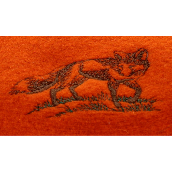 Béret chasseur Renard - Le Béret Français
