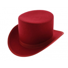 Top straight hat
