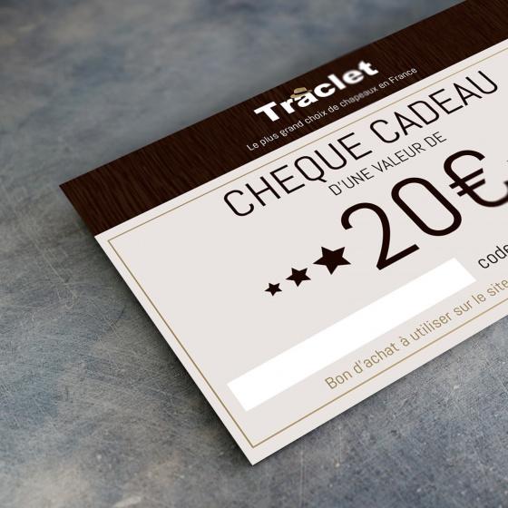 20€ gift voucher