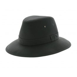 Mawsynram cotton safari hat - Oil