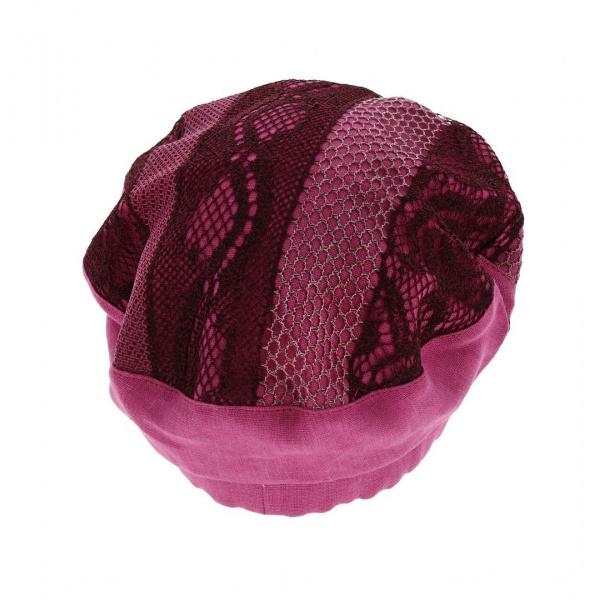 Béret MTM - Tricota Fushia