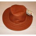 Chapeau cuir style Traveller