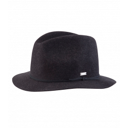 Traveller hat The Drifter - Coal
