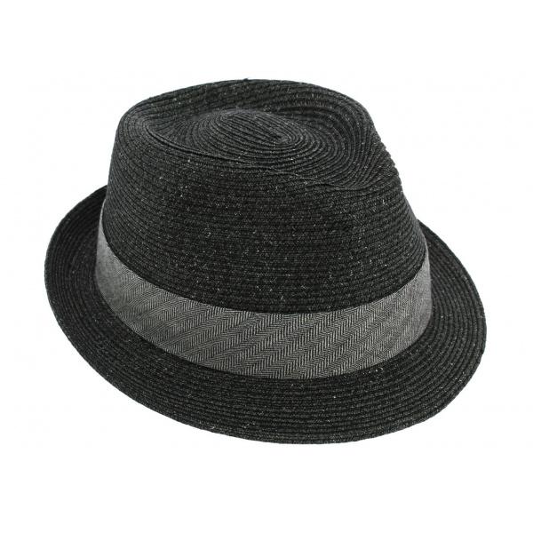Trilby Hat Reidton Anthracite Toyo- Stetson