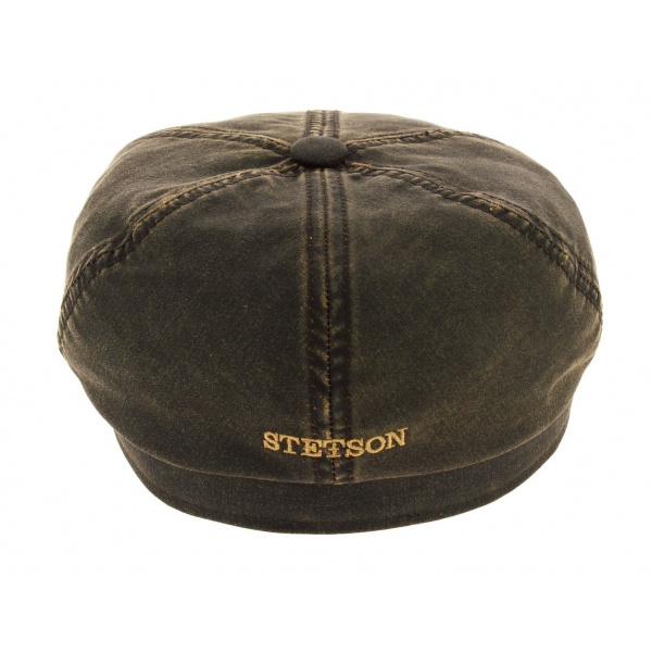 Casquette Brooklin Oregon Marron - Stetson